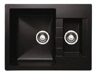 Врезная кухонная мойка Granicom G-017