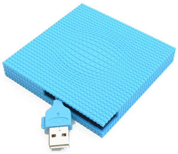Внешний жесткий диск Lacie 301080