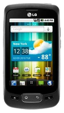 Смартфон LG Optimus One P500