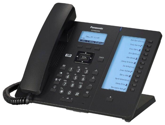 Panasonic VoIP-телефон Panasonic KX-HDV230RU
