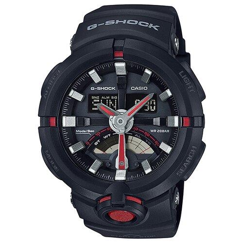 Наручные часы CASIO GA-500-1A4 наручные часы casio gst b100b 1a4