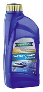 Моторное масло Ravenol Watercraft Fullsynth 2-Takt 1 л