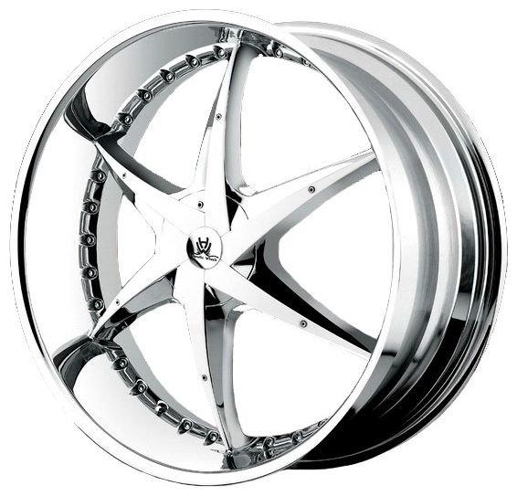 Колесный диск Hipnotic Wheels Roxstar