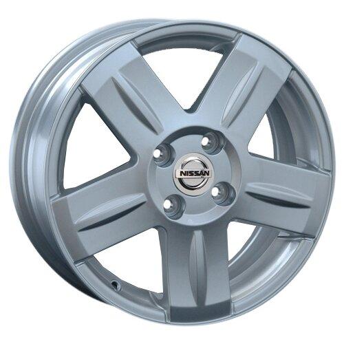 Фото - Колесный диск Replay NS117 6х15/4х100 D60.1 ET50, silver колесный диск replay ki58 6х15 4х100 d54 1 et48