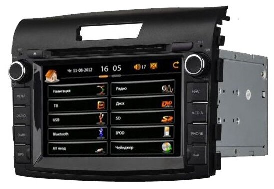 "CarSys Windows CE Honda CR-V 7"""