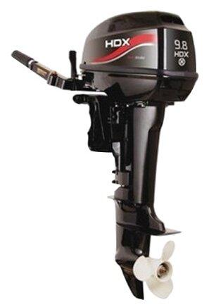 Мотор подвесной лодочный HDX T 9,8 BMS R-Series, 2-х тактный