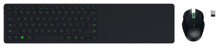 Клавиатура и мышь Razer Turret Black Bluetooth