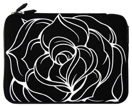 "Чехол Kawaii Factory Чехол для MacBook ""Роза"" 13.3"