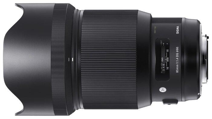 Объектив Sigma 85mm f/1.4 DG HSM Art Canon EF — сколько стоит — выбрать на Яндекс.Маркете
