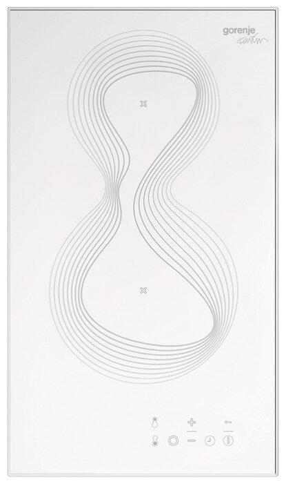 Gorenje Варочная поверхность  ECT330KR белый