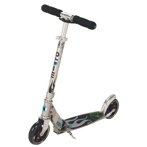 Городской самокат Micro Scooter Speed+ Dolphin Grey