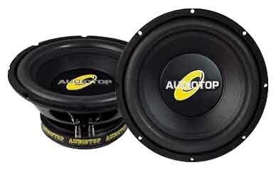 Автомобильный сабвуфер AudioTop WF 10.4