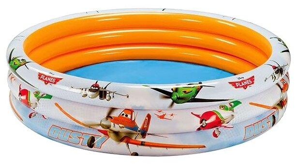 Детский бассейн Intex Planes Three Ring 58425