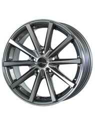 Диск PDW Eclipse (79018/01) 7x17/5x114,3 ЕТ40 D67,1 M/U4GRA - фото 1