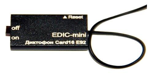 Edic-mini Диктофон Edic-mini Card 16 E92
