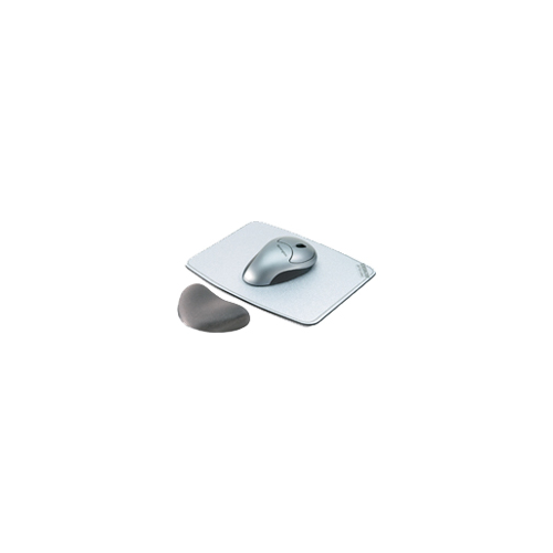 Мышь Kensington Battery Saver Wrist Pad Silver USB