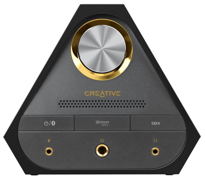 Купить Внешняя <b>звуковая карта Creative Sound</b> Blaster X7 по ...