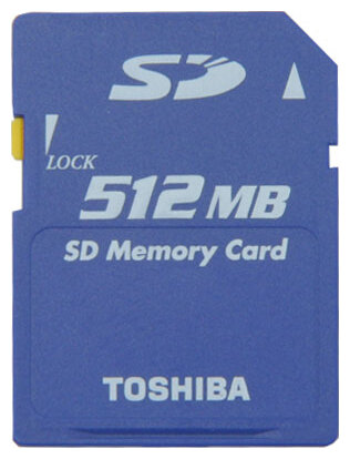 Toshiba Secure Digital