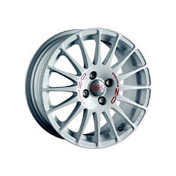 Колесные диски OZ Racing Superturismo WRC 7x17/4x100 ET40 White