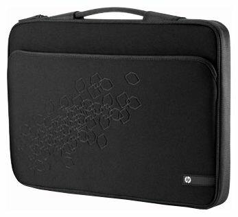 HP Black Cherry Notebook Sleeve 16