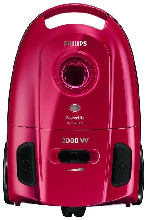 Сравнение с Пылесос Philips FC8455