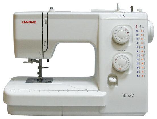 Швейная машина Janome SE 522/Sewist 525 S