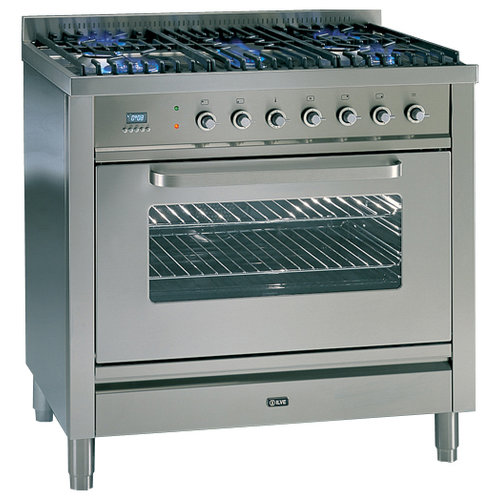 ILVE T-90CW-VG Stainless-Steel