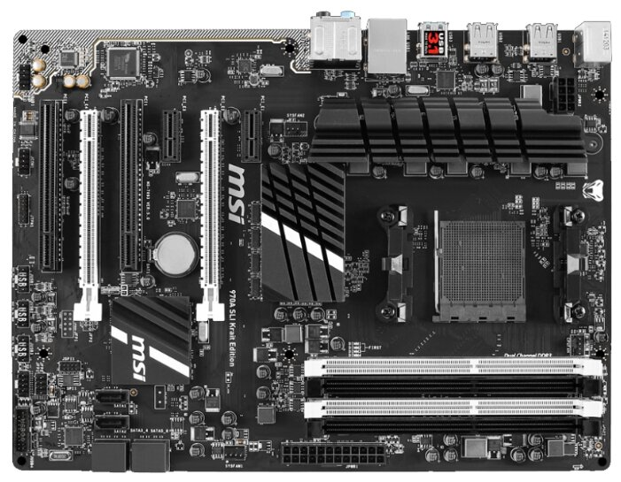 MSI 970A SLI Krait Edition