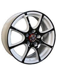 Диски R16 5x112 6,5J ET50 D57,1 NZ Wheels F-46 W+B - фото 1