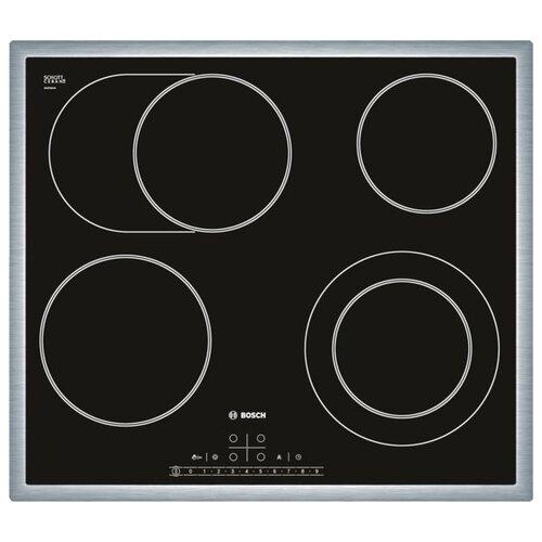 Фото - Электрическая варочная панель Bosch PKN645F17R варочная поверхность bosch pkn645f17r