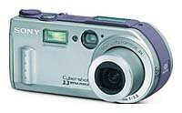 Фотоаппарат Sony Cyber-shot DSC-P1