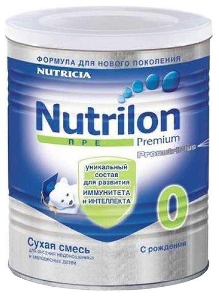 Смесь Nutrilon (Nutricia) Пре 0 (с рождения) 400 г
