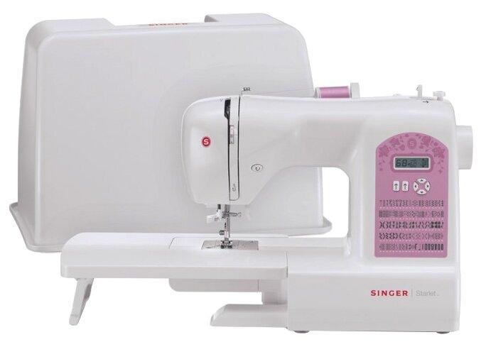 Сравнение с Singer 6699 швейная машина