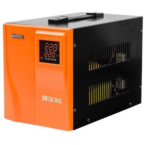Стабилизатор напряжения однофазный Daewoo Power Products DW-TZM1kVA стабилизатор напряжения daewoo dw tm2kva