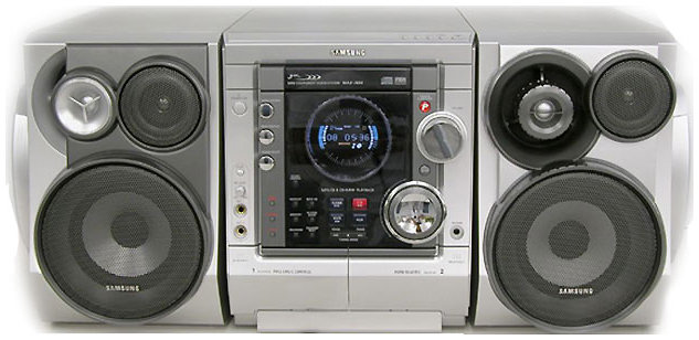 b02dc40cb623 Купить Музыкальный центр Samsung MAX-ZJ650 в Минске с доставкой из ...