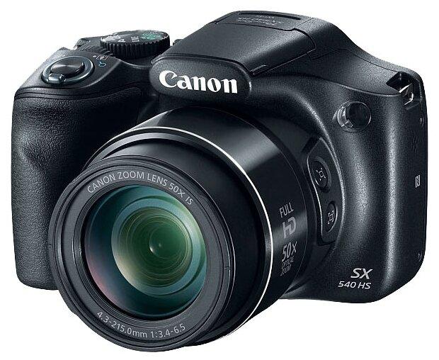 Canon Компактный фотоаппарат Canon PowerShot SX540 HS