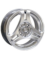 Racing Wheels H-345 6x14 4x100/114.3 ET 35 Dia 67.1 HP/HS - фото 1