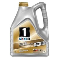 Моторное масло MOBIL 1 New Life 0W-40 4 л