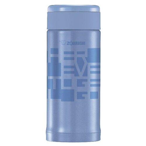 Классический термос Zojirushi SM-AFE35, 0.35 л голубой металлик
