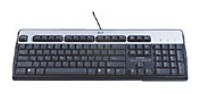 Клавиатура HP DT528A Black-Silver USB