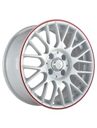 NZ Wheels SH668 6.5x16 4x100 ET 52 Dia 54.1 WRS - фото 1