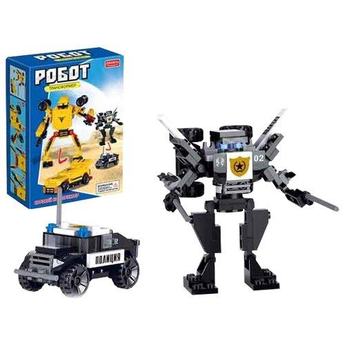 Конструктор Zhorya Робот-машина ZYB-00050-2 робот машина zhorya zyb b2745 zy748454