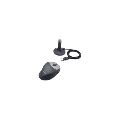 Мышь Belkin Bluetooth Wireless Optical Mouse Grey with USB Adapter