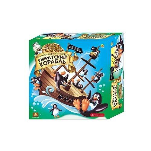Купить Настольная игра Рыжий кот Пиратский корабль ИН-0409, Настольные игры