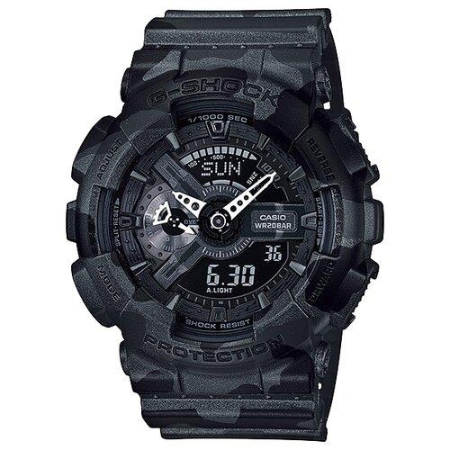 Наручные часы CASIO GA-110CM-1A наручные часы casio ga 120tr 1a