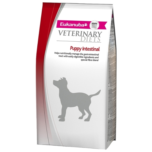 Корм для собак Eukanuba Veterinary Diets Intestinal For Puppy (5 кг)