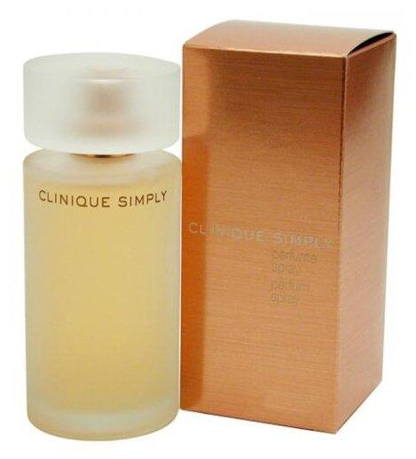 Женская парфюмерия Clinique Simply Clinique — купить по выгодной цене на Яндекс.Маркете