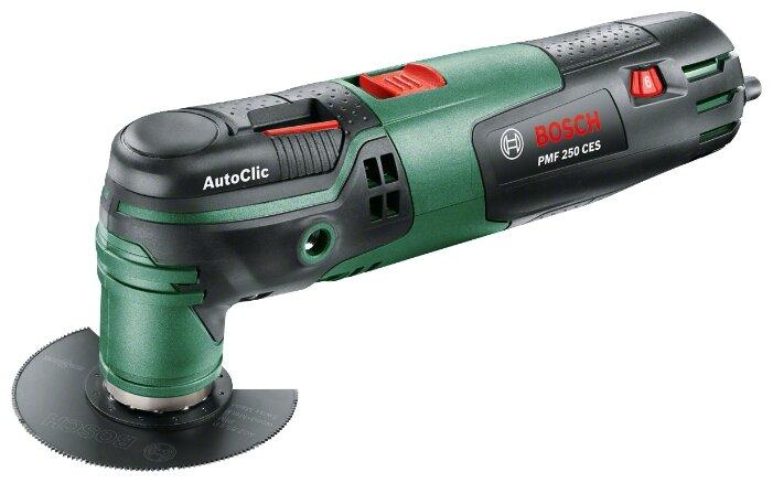 Bosch PMF 250 CES 2016 Case Set
