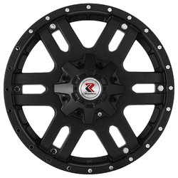 Колесные диски RepliKey RK36167 7.5x17/6x139.7 D67.1 ET38 Matt black
