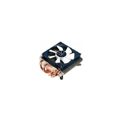 Кулер для процессора Titan TTC-NC25TZ/PW(RB) подставка для ноутбука titan ttc g3tz 2x80mm